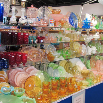 GLASS SHOW AND SALE