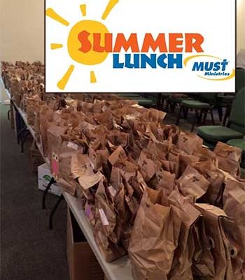 MUST Summer Lunch Crisis Averted Thanks to Community Support