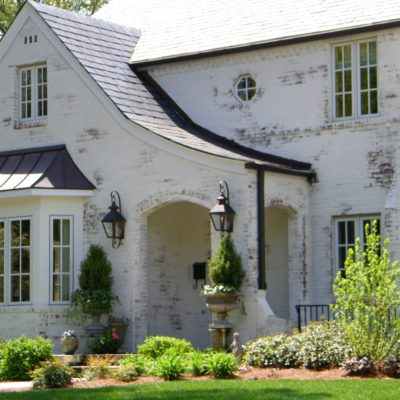 Giving New Life to Your Brick Home