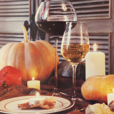 Thanksgiving Day Wine Selections