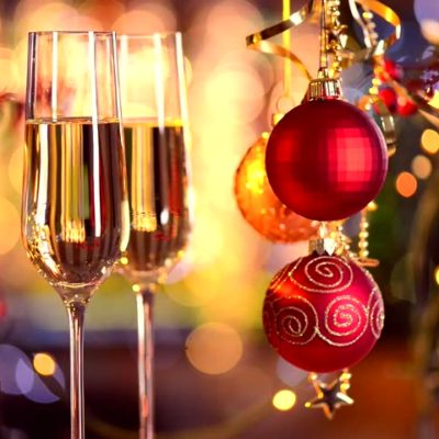 A Christmas Bubble Story