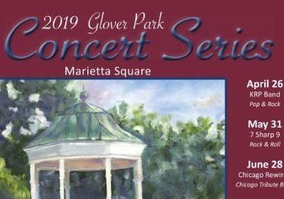 Glover Park Summer Concert Series