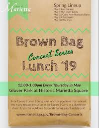 Marietta Brown Bag Concert Series