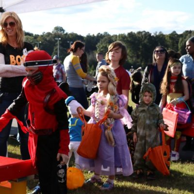 Fall-O-Ween Fest Full of Family Fun