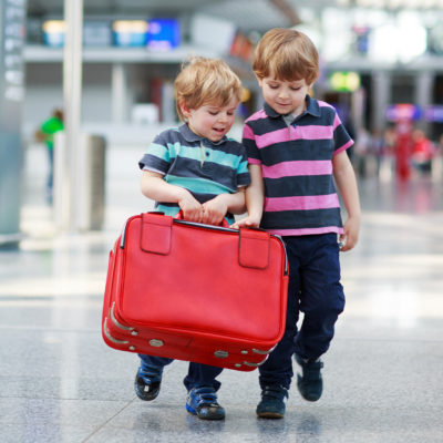 Travel Tips for Flying with Children